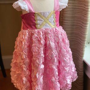 12 month sweet petunia dress